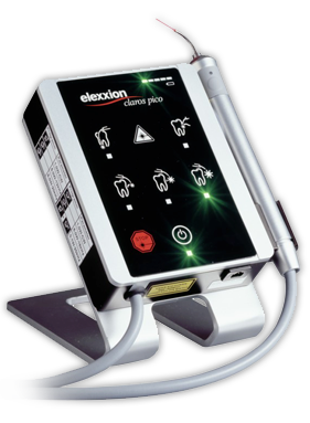 Dental laser elexxion pico Dental Ant